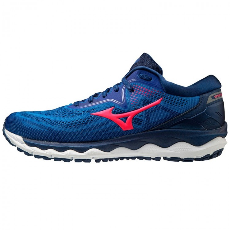 MIZUNO WAVE SKY 4 BLUE