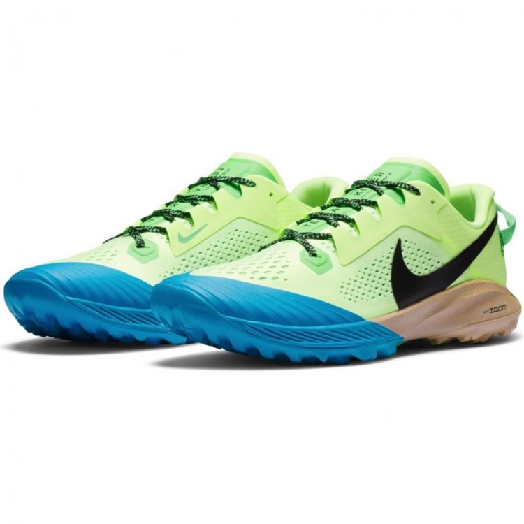 NIKE AIR ZOOM TERRA KIGER 6 GREEN