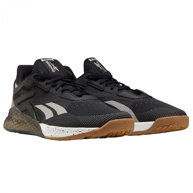 REEBOK NANO X BLACK/BROWN W