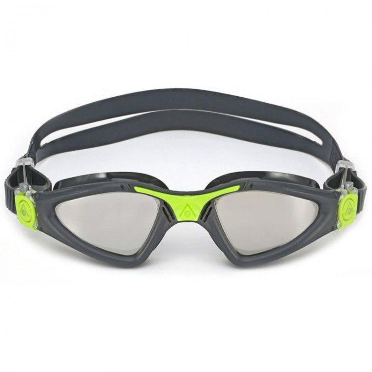 KAYENNE GLASSES BLACK LIME MIRRORED