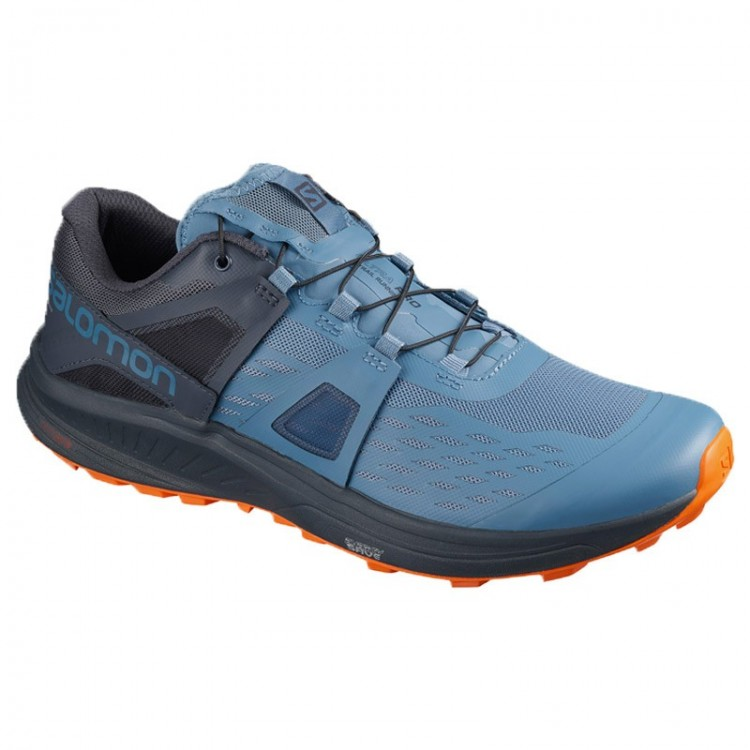 SALOMON ULTRA PRO BLUE/GREY