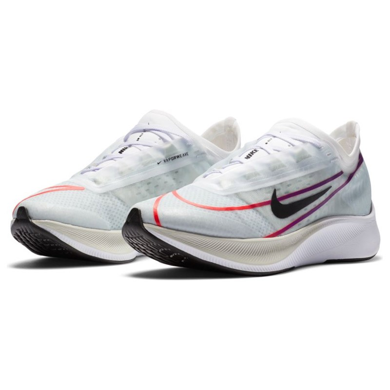 nike zoom fly 3 wmns blanco