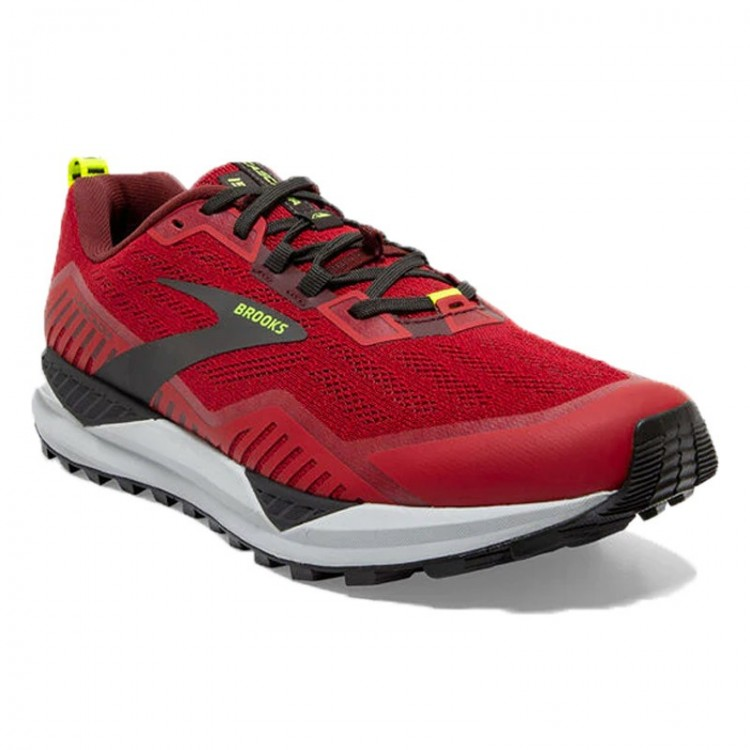 BROOKS CASCADIA 15 M ROJO
