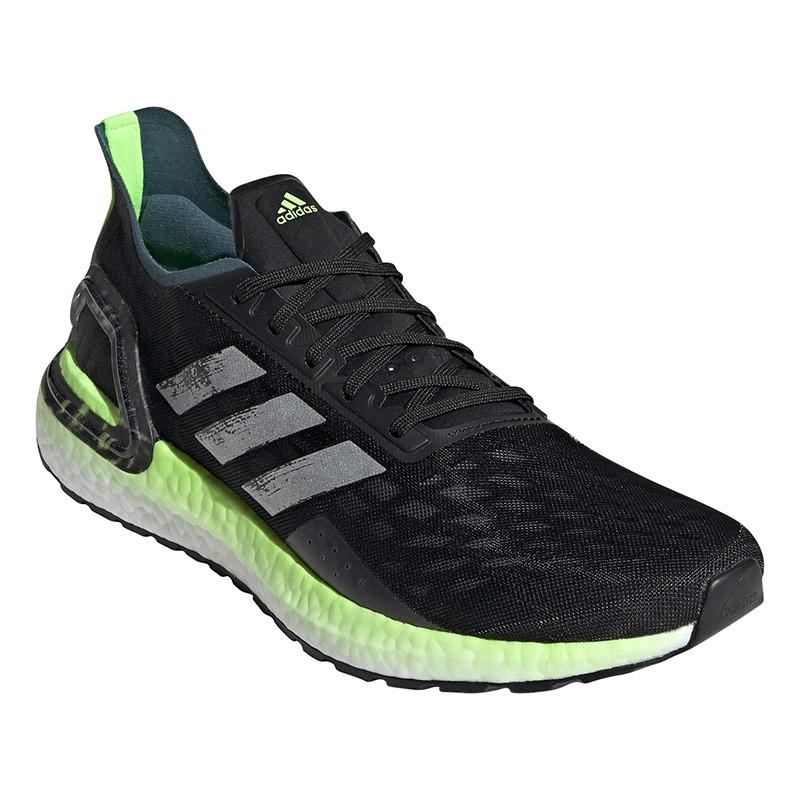 adidas ultraboost pb negro/verde