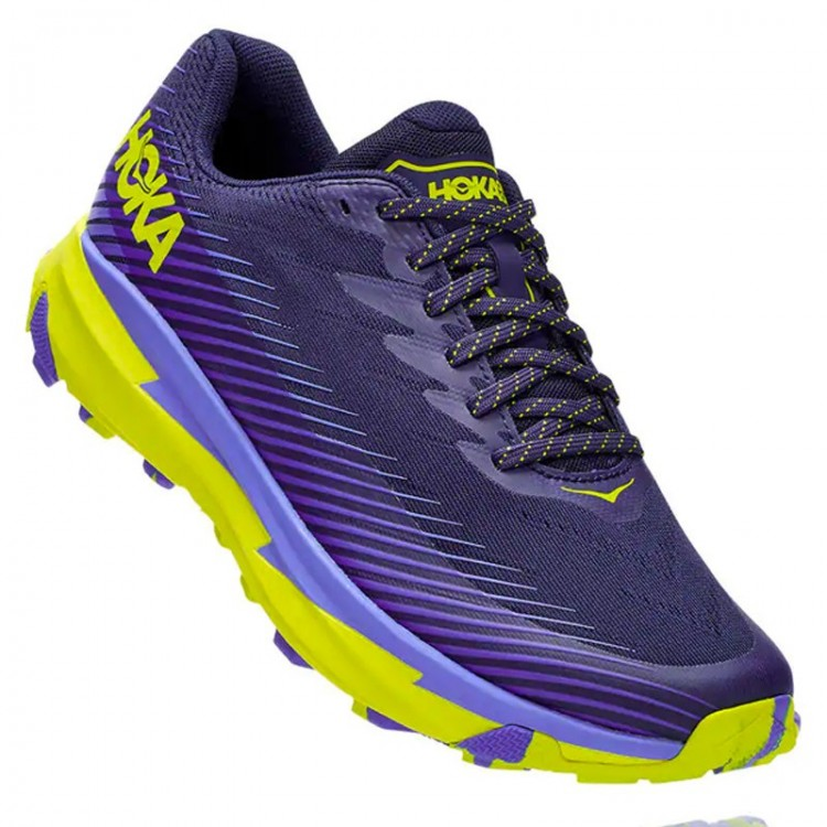 HOKA TORRENT 2 BLACK IRIS