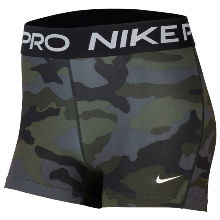 NIKE PRO 3IN WMNS CAMOUFLAGE PANTS