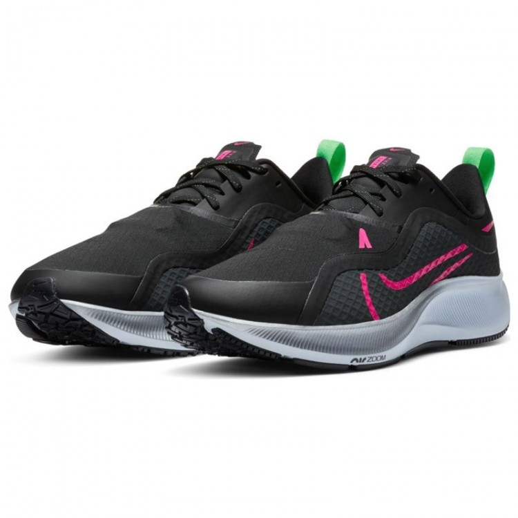 NIKE AIR ZOOM PEGASUS 37 SHIELD NEGRO/MULTI