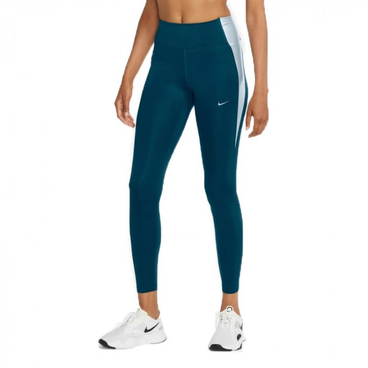 NIKE ONE WMNS TIGHTS BLUE