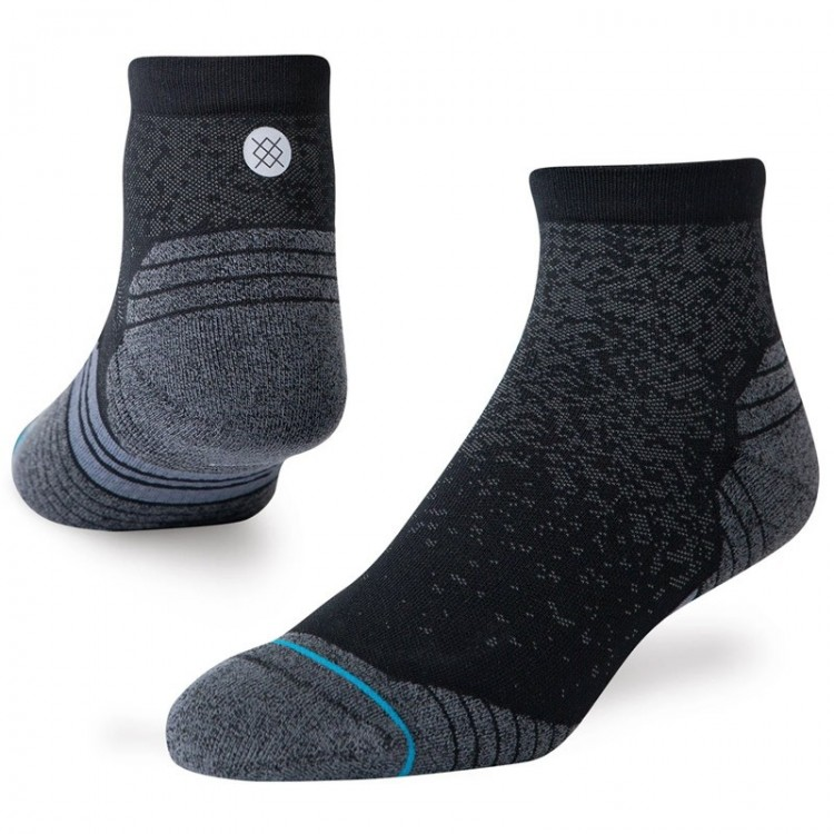 CALCETINES STANCE RUN QTR STAPLE