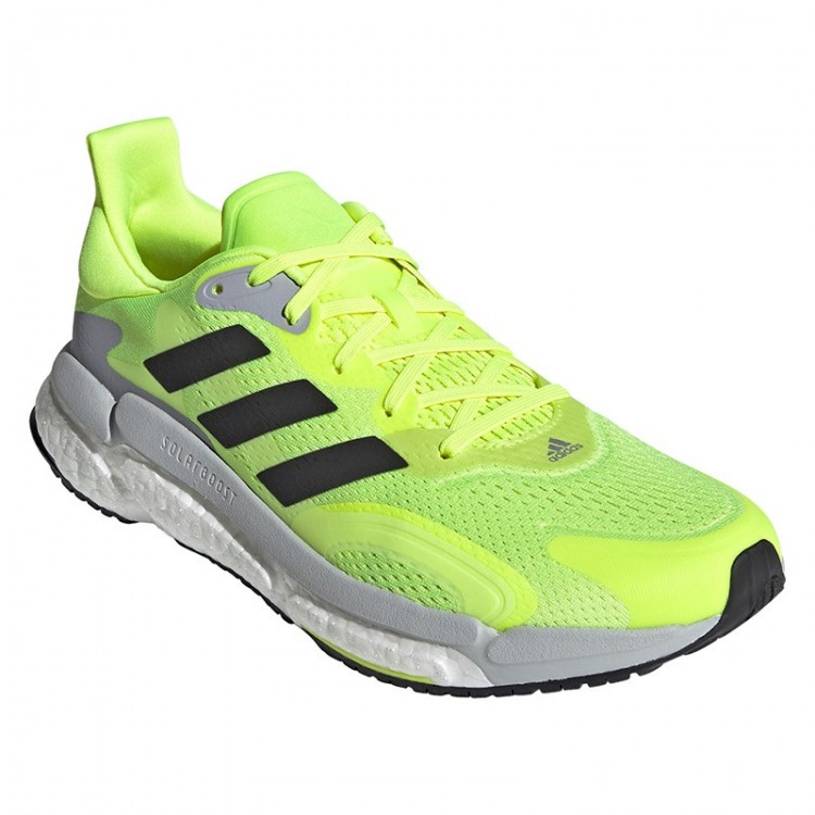 ADIDAS SOLARBOOST 3 YELLOW