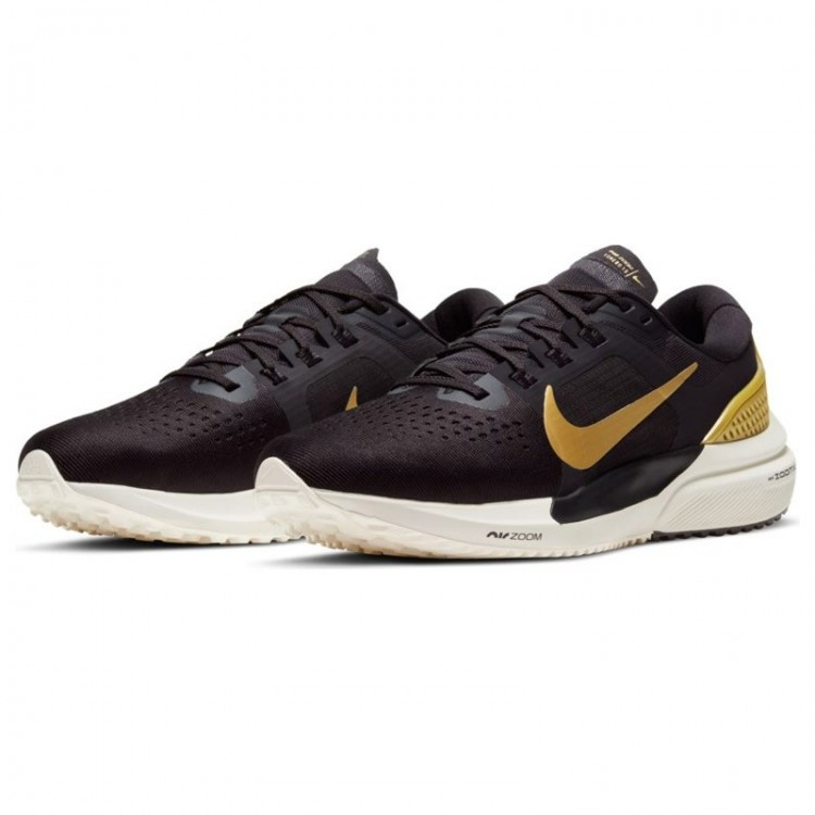 NIKE AIR ZOOM VOMERO 15 WMNS NEGRO/GOLD