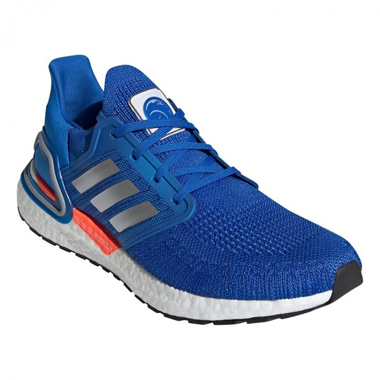 ADIDAS ULTRABOOST 20 BLUE/WHITE