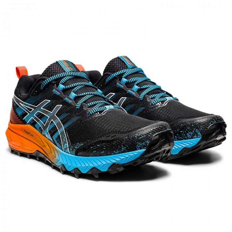 ASICS GEL-BLACK/BLUE BLUNDERBUSS 9