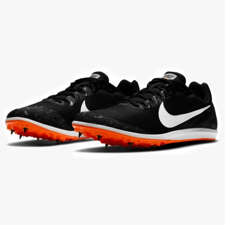 NIKE ZOOM RIVAL D 10 BLACK/RED