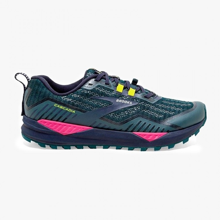 BROOKS CASCADIA 15 E AZUL