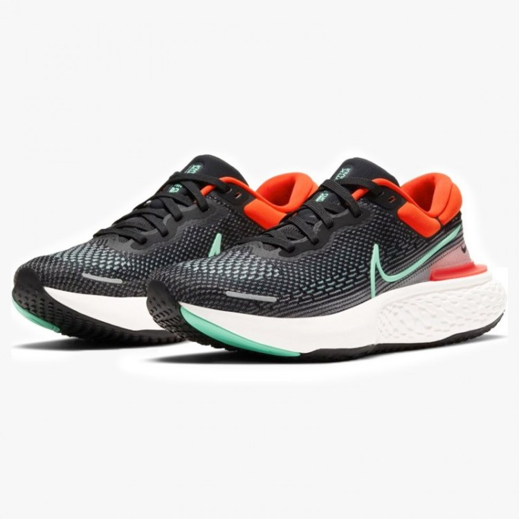 NIKE ZOOMX INVINCIBLE RUN BLACK/RED