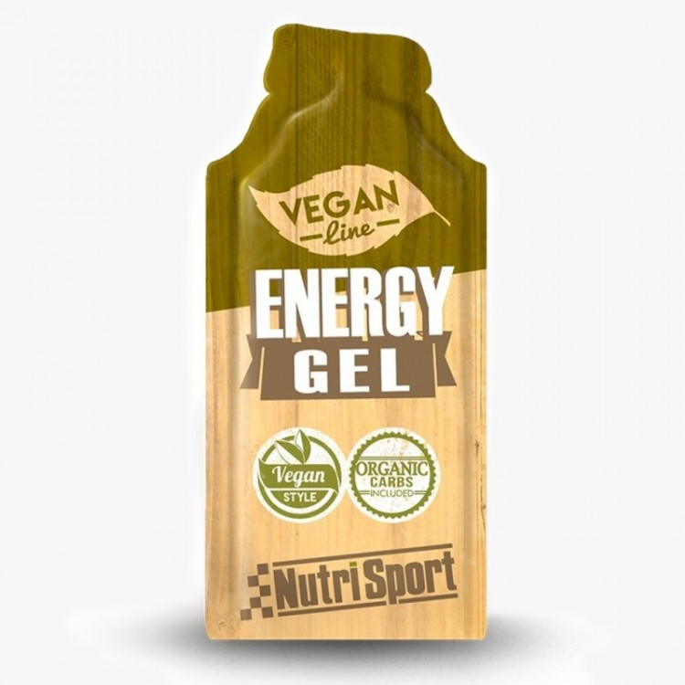 NUTRISPORT VEGAN ENERGY GEL