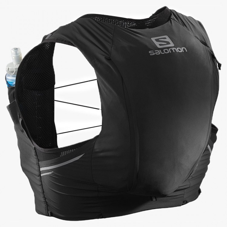 BACKPACK SALOMON SENSE PRO 10 SET BLACK EBONY