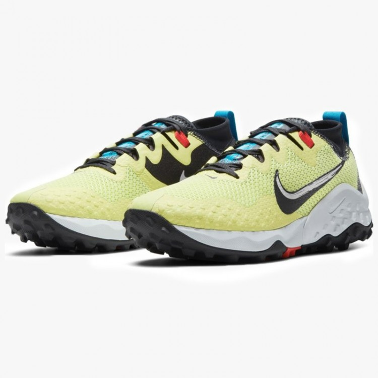 NIKE WILDHORSE 7 GREEN/BLACK