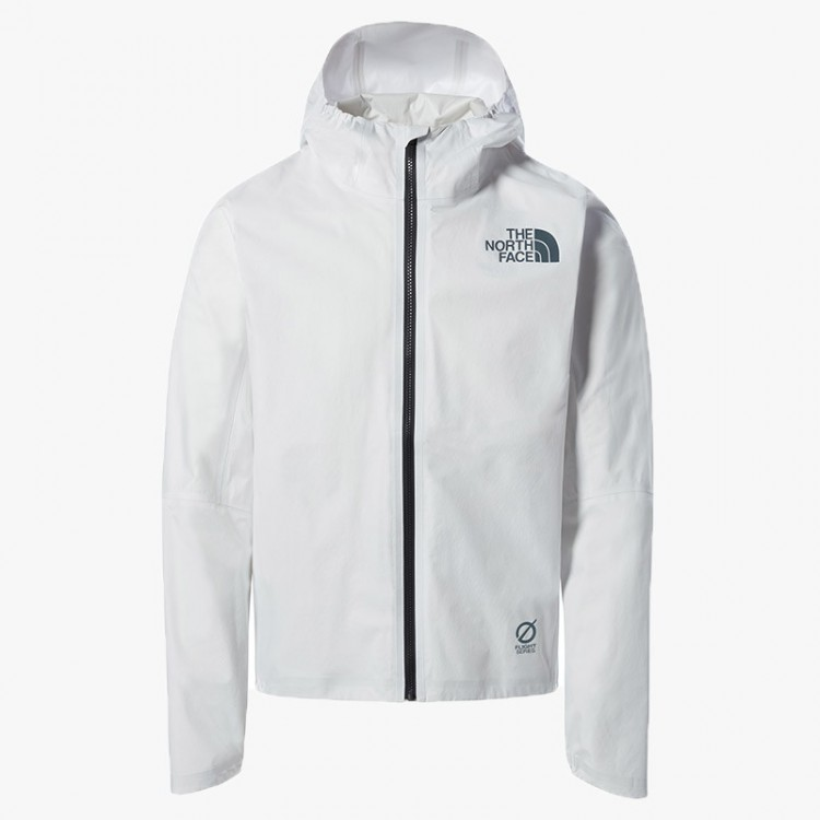 IMPERMEABLE THE NORTH FACE FLIGHT SERIES BLANCO