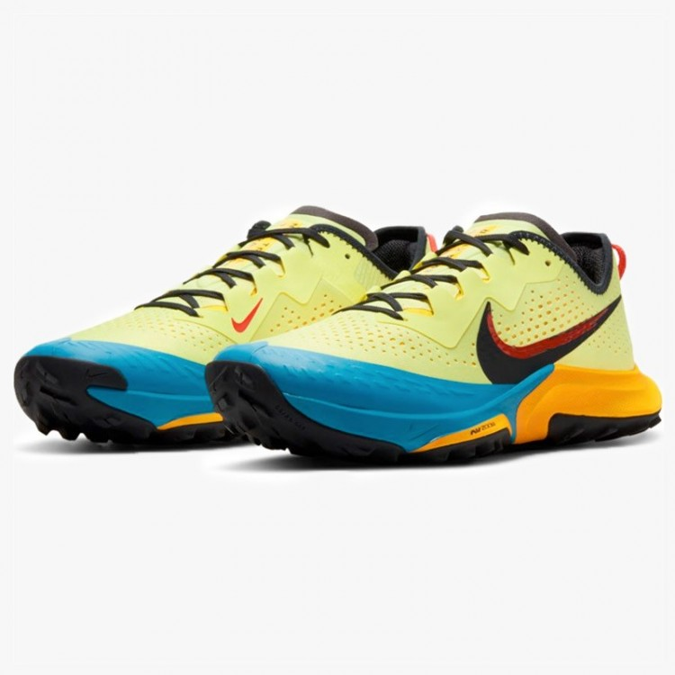 NIKE AIR ZOOM TERRA KIGER 7 VERDE/MULTI