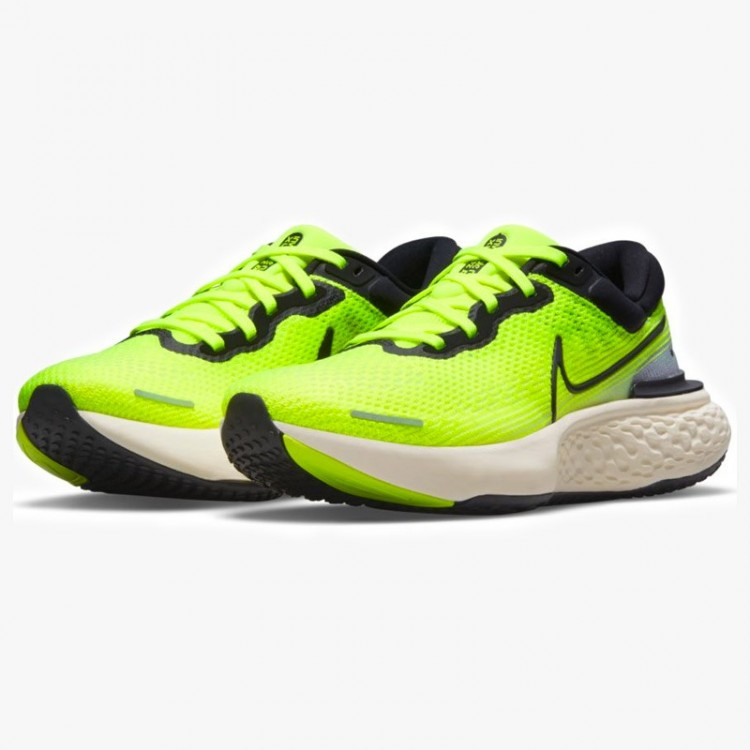 NIKE ZOOMX INVINCIBLE RUN YELLOW