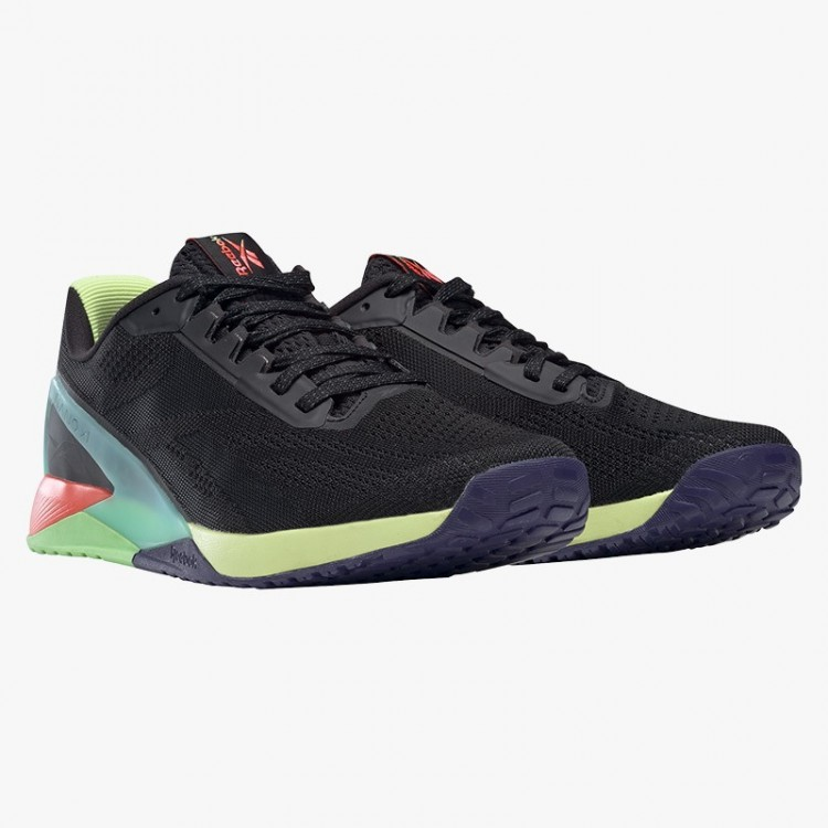 REEBOK NANO X1 BLACK/MULTI
