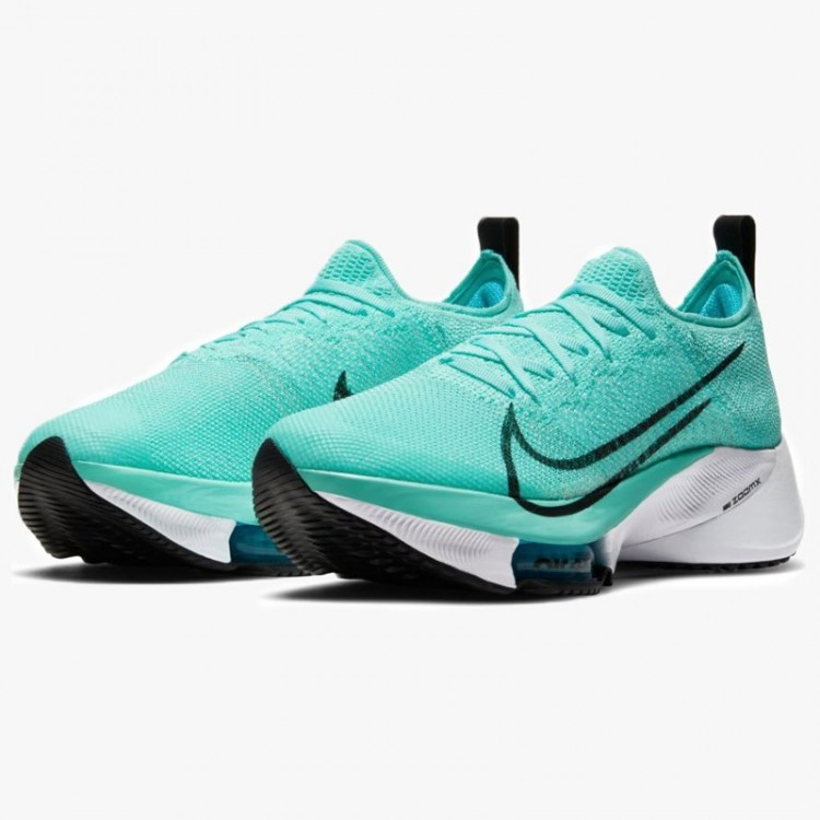 NIKE AIR ZOOM TEMPO NEXT% W TURQUOISE