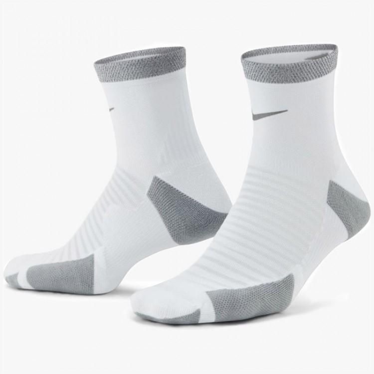 NIKE SPARK ANKLE SOCKS WHITE