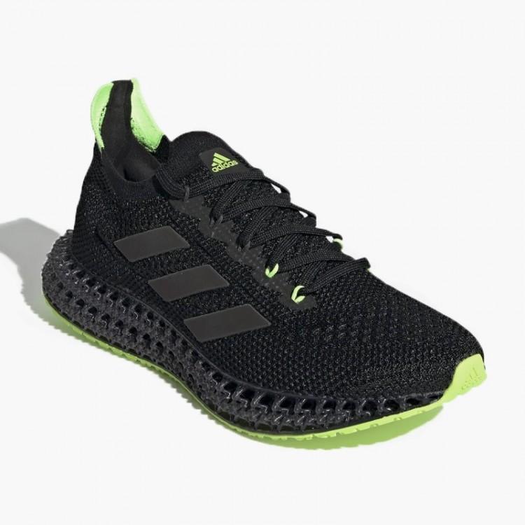 ADIDAS 4D FORWARD BLACK GREEN