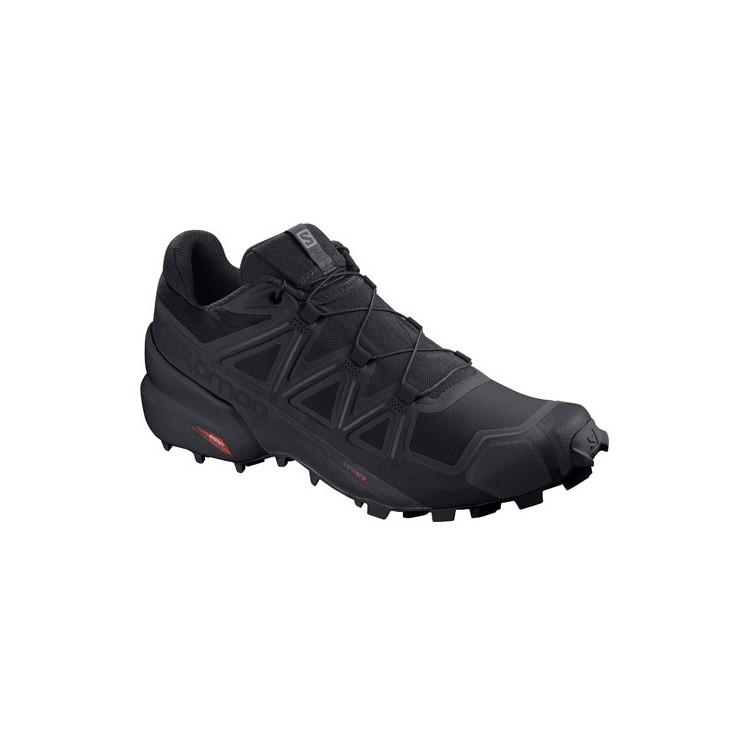 SALOMON SPEEDCROSS 5 ALL BLACK