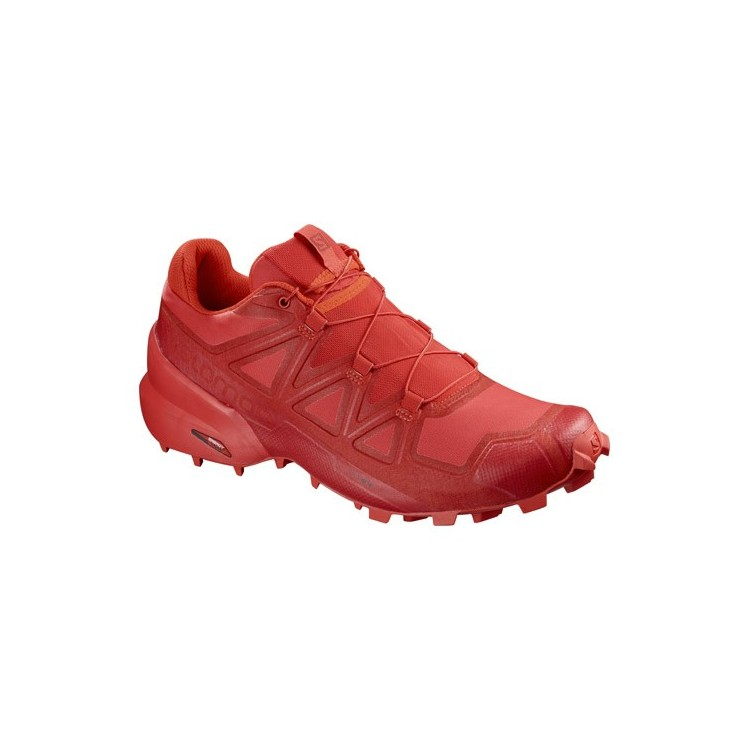 SALOMON SPEEDCROSS 5 ROJO