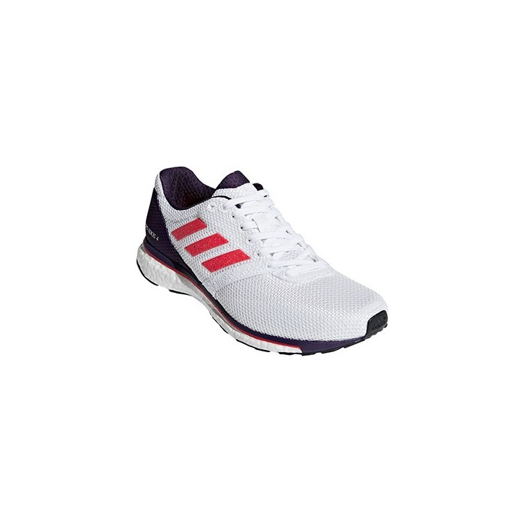 ADIDAS adizero goodbye 4 W WHITE