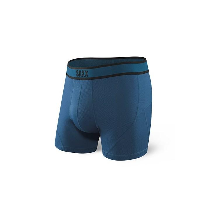 SAXX KINETIC BOXER BLUE