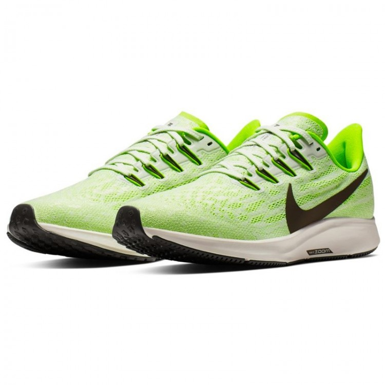 NIKE AIR ZOOM PEGASUS 36 GREEN