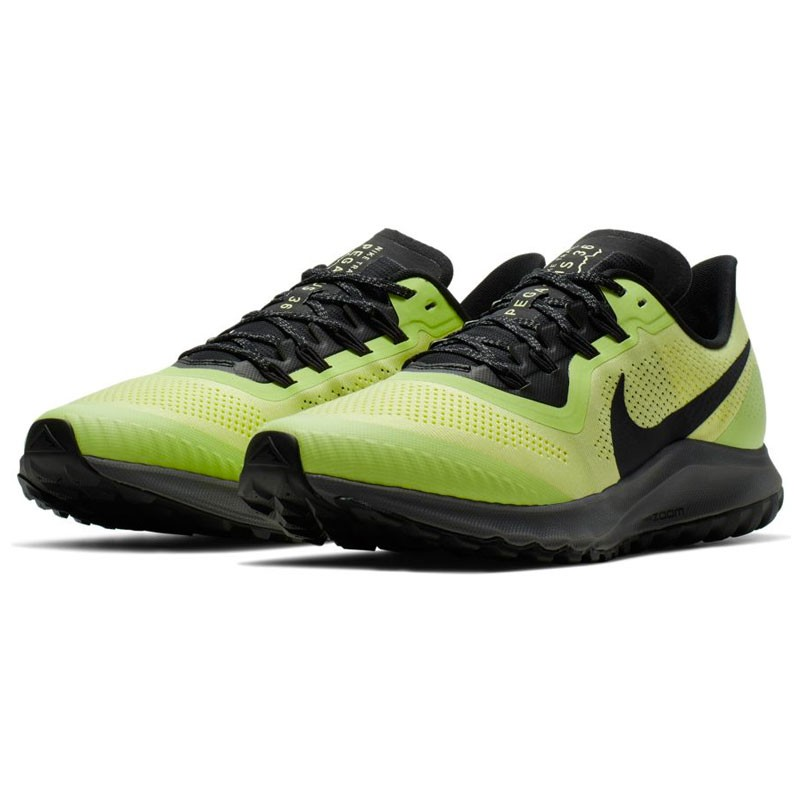 Zapatillas Mujer Nike Air Zoom Pegasus 36 Trail Gore Tex Negro
