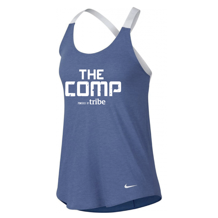 Camiseta Exclusiva The Comp W AZUL