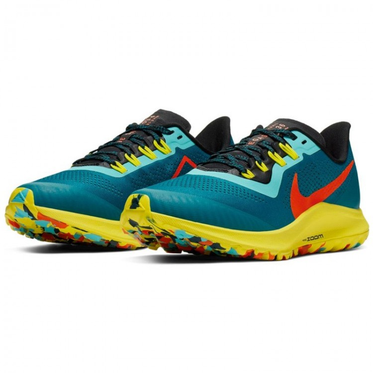 NIKE AIR ZOOM PEGASUS TRAIL TURQUESA