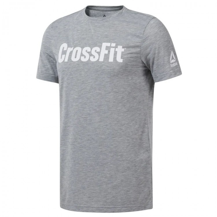 RK CROSSFIT® SHIRT GREY