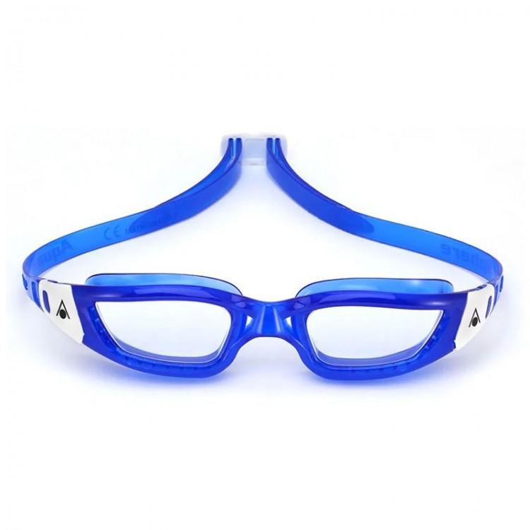 BLUE / WHITE KAMELEON GLASSES