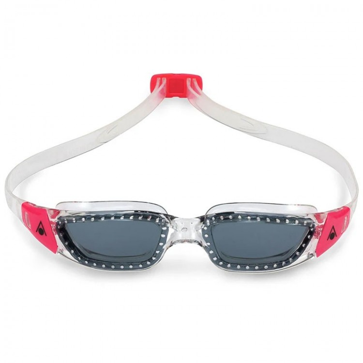 KAMELEON LADY GLASSES WHITE / RED