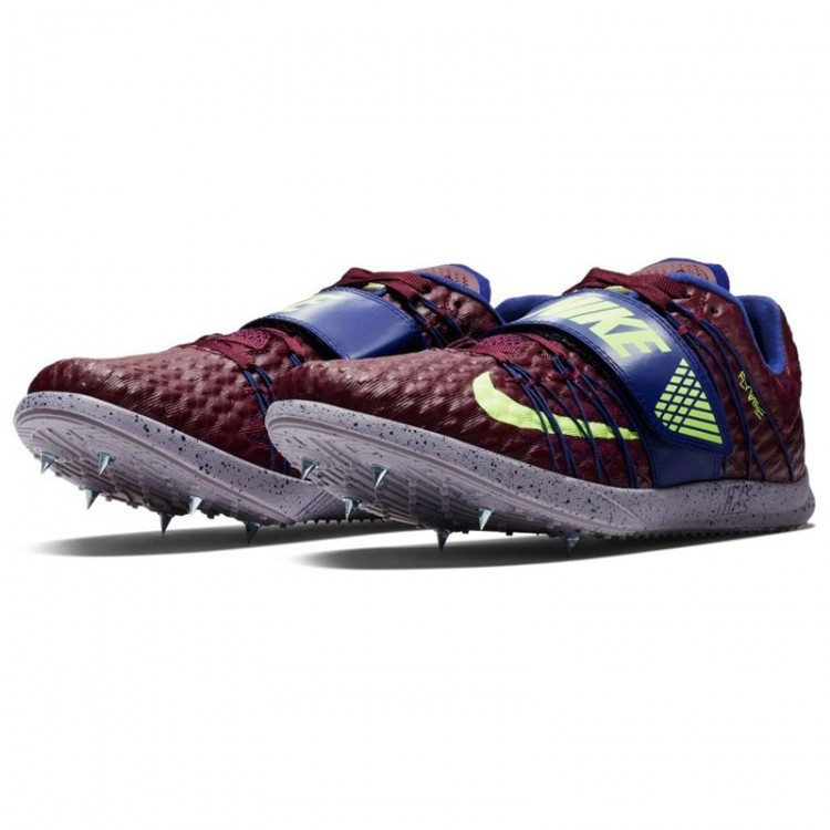 NIKE TRIPLE JUMP ELITE BURDEOS / AZUL