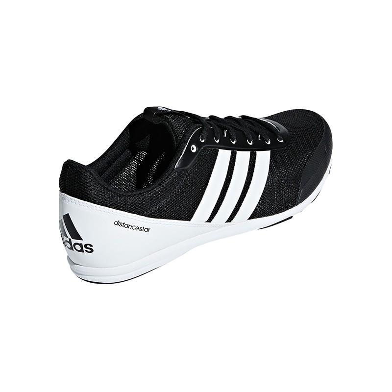 ▷ Adidas distancestar negro blanco por SOLO 55,96 €
