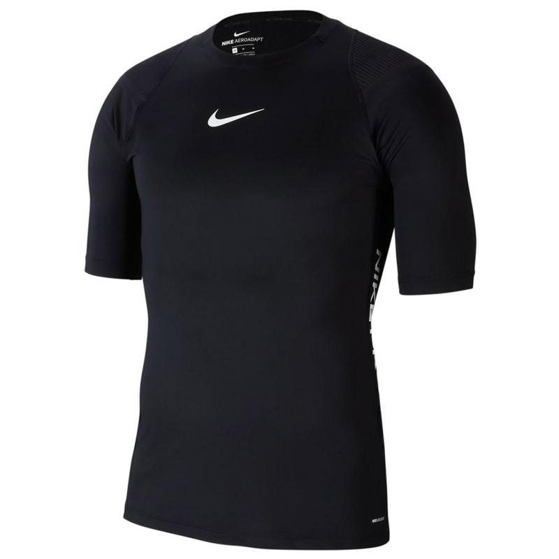 Gama de Dar derechos Adecuado  ▷ Camiseta nike pro aeroadapt negro por SOLO 48,00 €