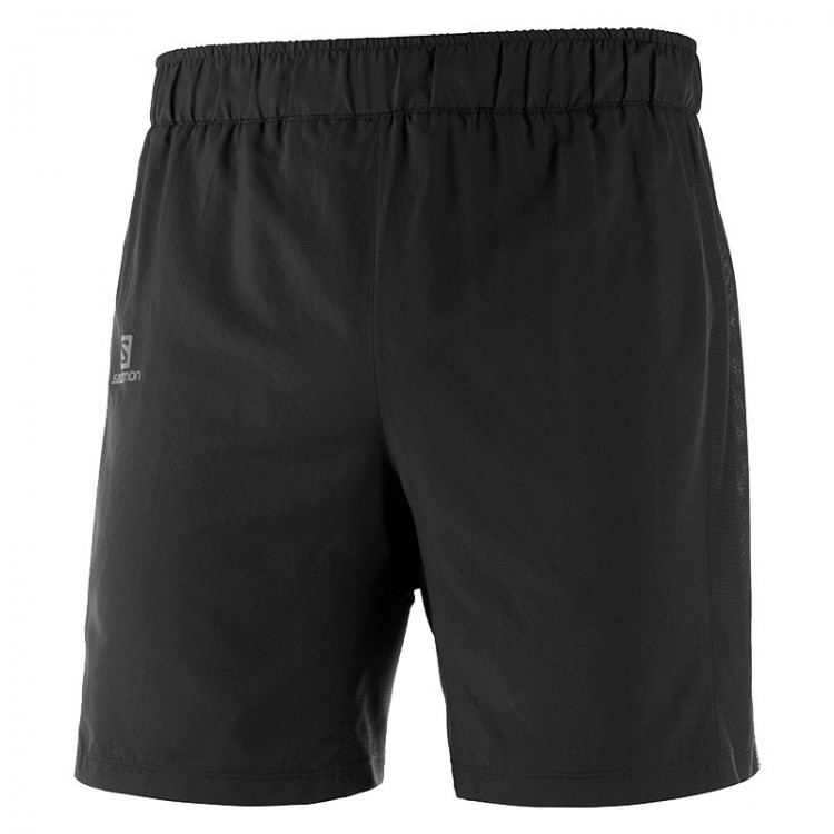 AGILE 2IN1 TROUSERS BLACK