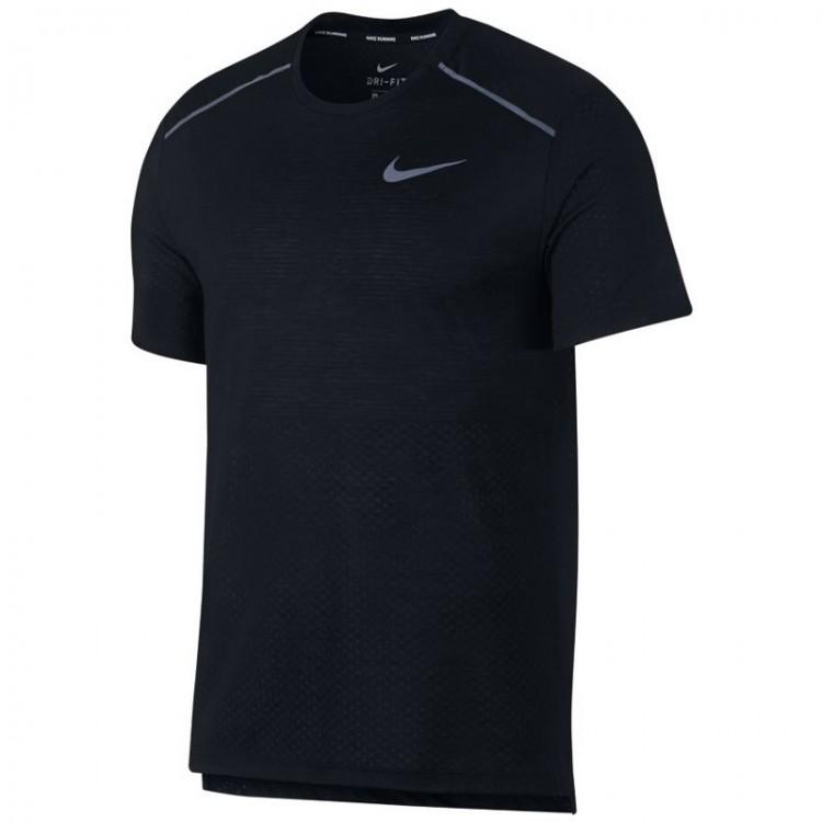 Nike Rise 365 T-SHIRT BLACK