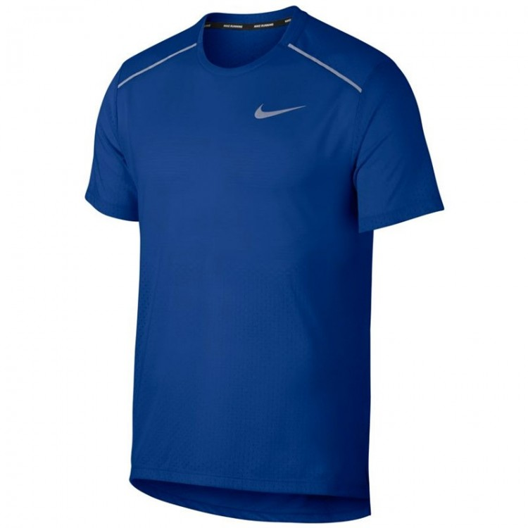 CAMISETA Nike Rise 365 AZUL