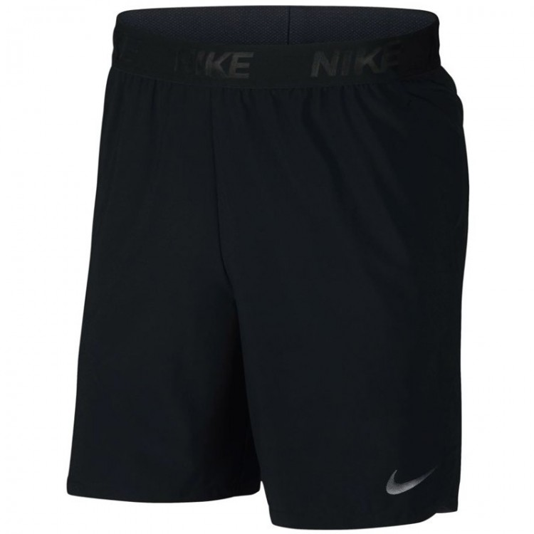 NIKE FLEX PANTS BLACK
