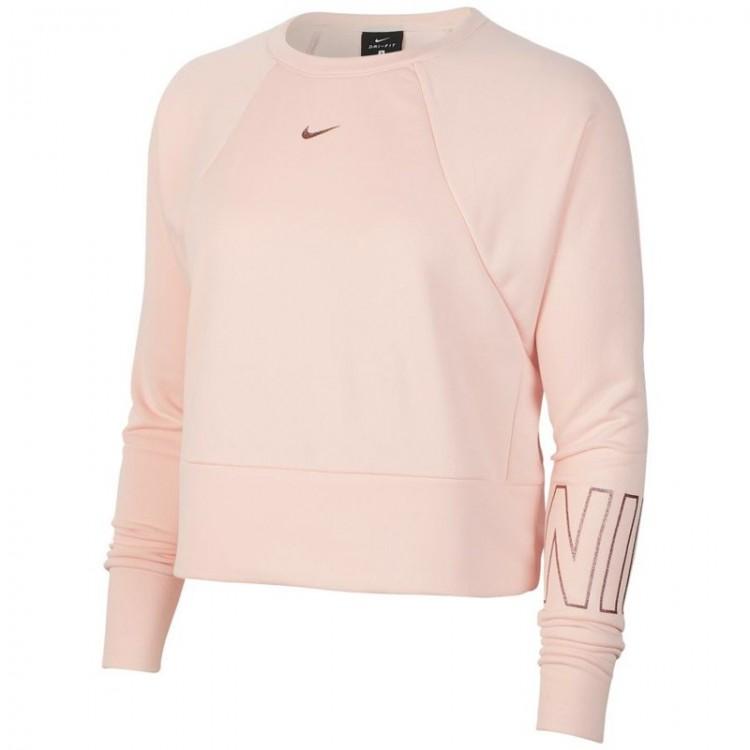 CAMISETA Nike Dry Get Fit W ROSA