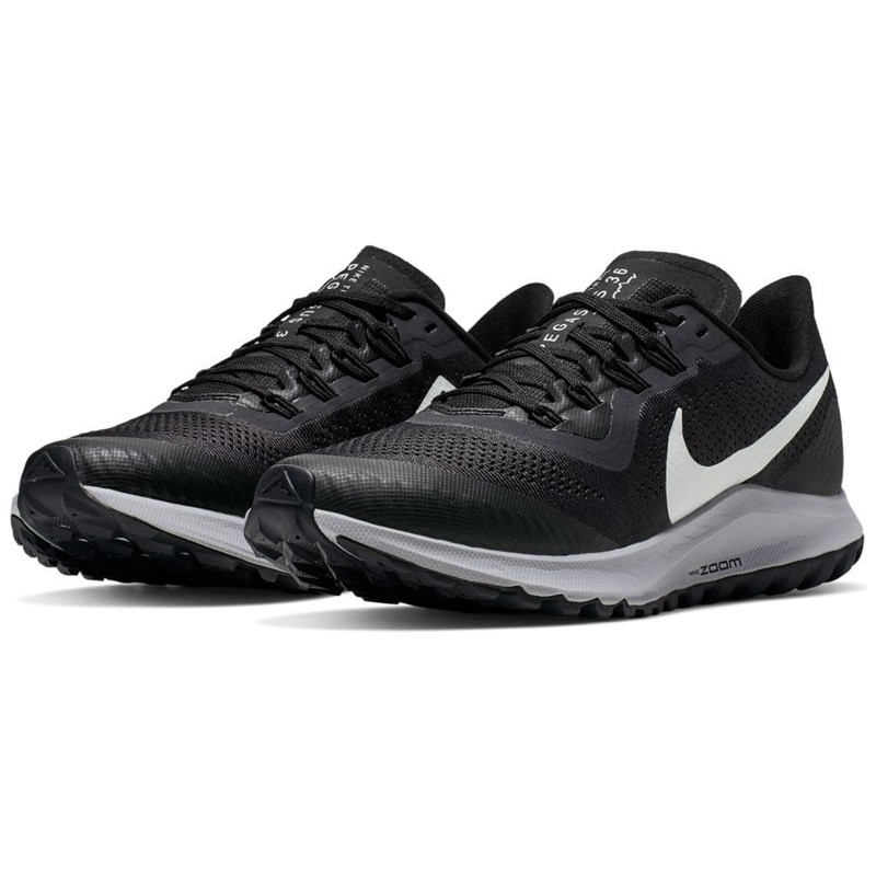 nike air zoom pegasus 36 trail wmns negra